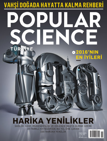 Popular Science - Turkey November 02, 2016 00:00