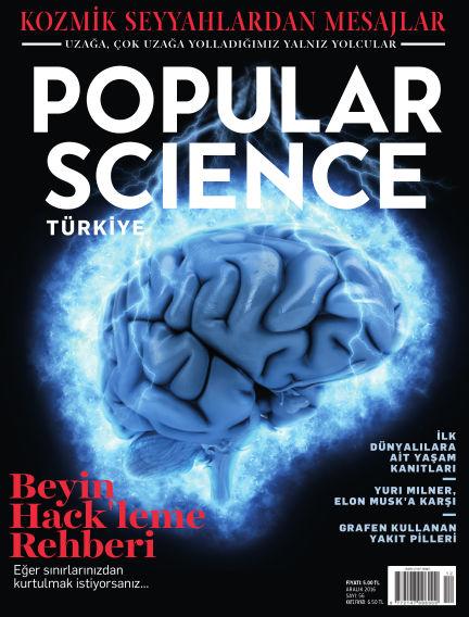 Popular Science - Turkey December 06, 2016 00:00