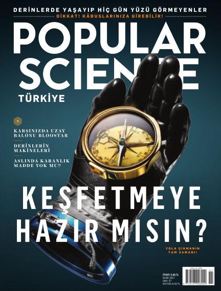 Popular Science - Turkey December 29, 2016 00:00