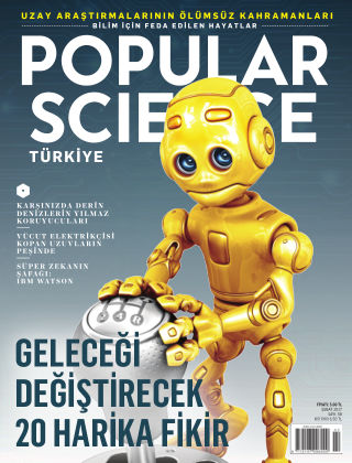 Popular Science - Turkey February 2017