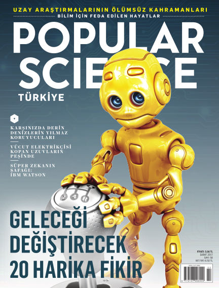 Popular Science - Turkey February 01, 2017 00:00