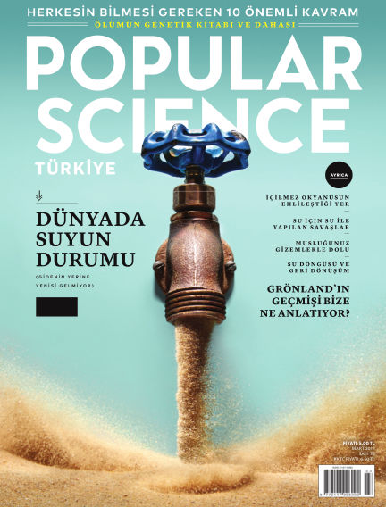 Popular Science - Turkey March 01, 2017 00:00