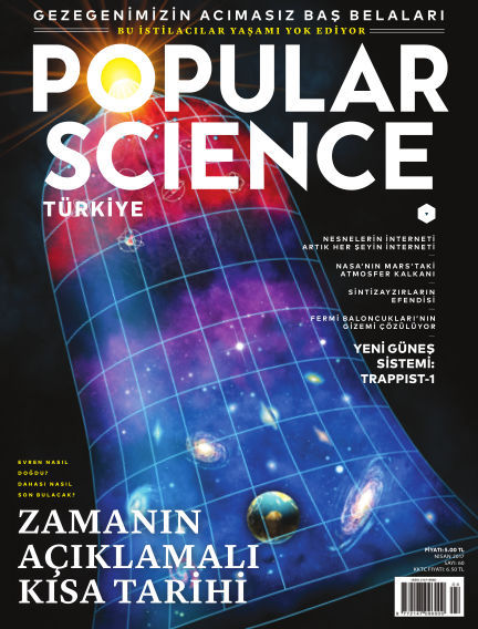 Popular Science - Turkey March 30, 2017 00:00