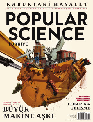 Popular Science - Turkey 5th May 2017