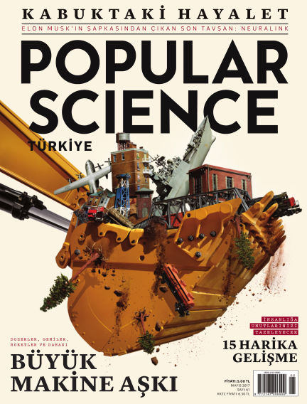 Popular Science - Turkey May 09, 2017 00:00