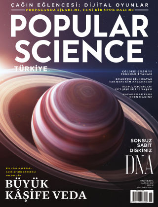 Popular Science - Turkey June 2017