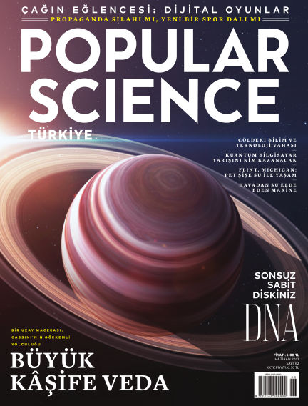 Popular Science - Turkey May 31, 2017 00:00