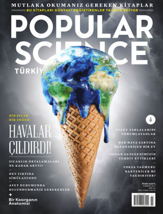 Popular Science - Turkey July 2017