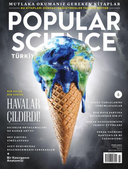 Popular Science - Turkey July 01, 2017 00:00