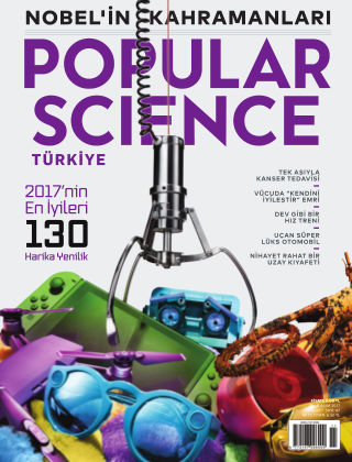 Popular Science - Turkey 2017-10-31