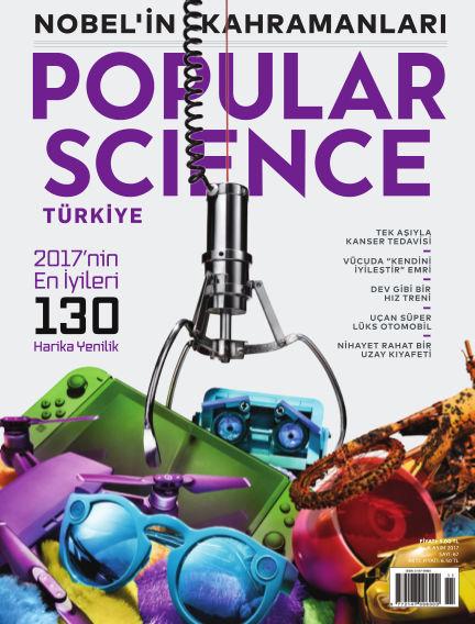 Popular Science - Turkey October 31, 2017 00:00