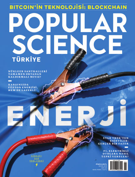 Popular Science - Turkey December 29, 2017 00:00