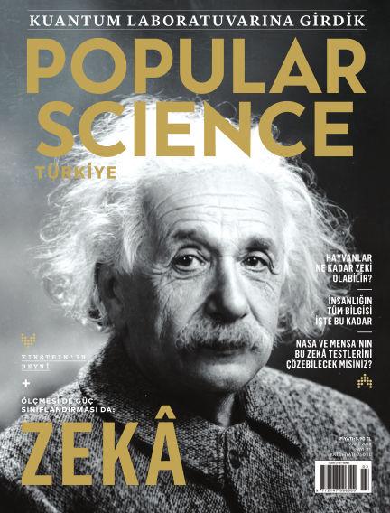 Popular Science - Turkey March 01, 2018 00:00