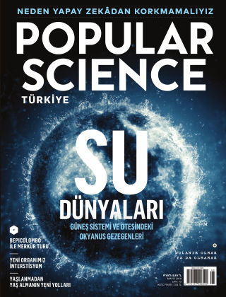Popular Science - Turkey May 2018