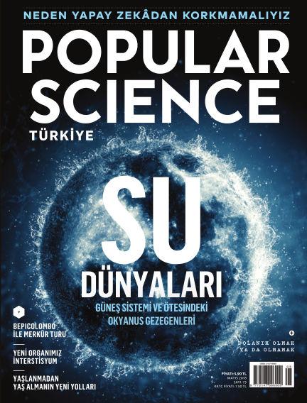 Popular Science - Turkey April 30, 2018 00:00