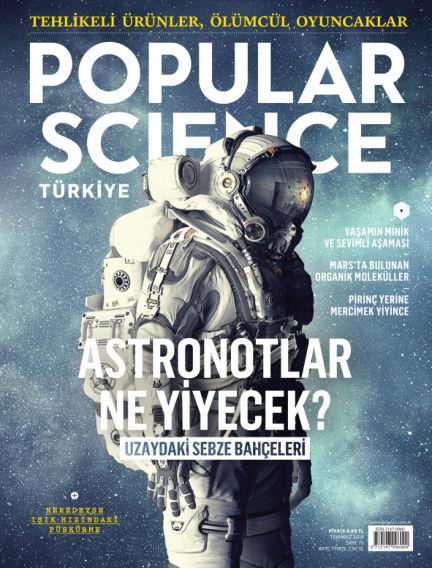 Popular Science - Turkey July 02, 2018 00:00
