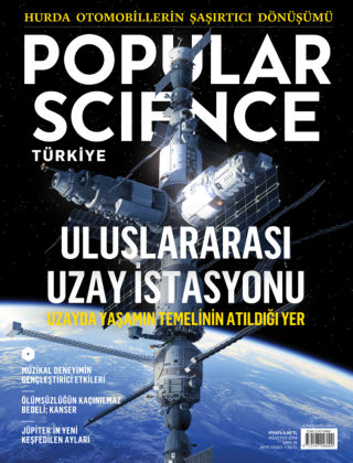 Popular Science - Turkey August 2018