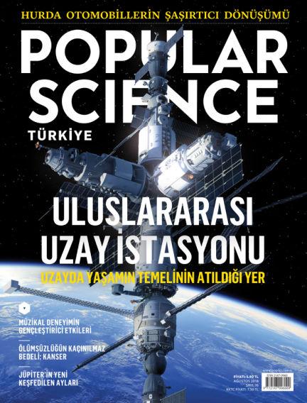 Popular Science - Turkey July 31, 2018 00:00