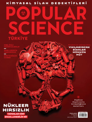 Popular Science - Turkey November 2018