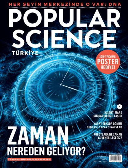 Popular Science - Turkey January 02, 2019 00:00
