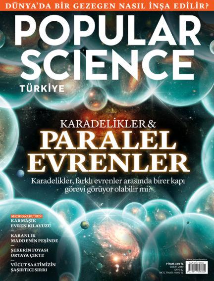 Popular Science - Turkey February 01, 2019 00:00