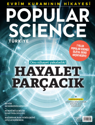 Popular Science - Turkey March 2019