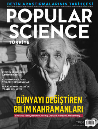 Popular Science - Turkey April 2019
