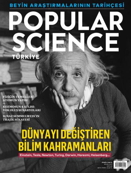 Popular Science - Turkey April 01, 2019 00:00