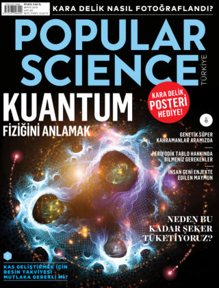 Popular Science - Turkey May 2019