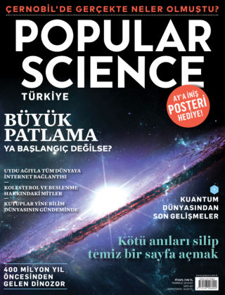 Popular Science - Turkey July 2019