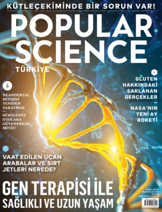 Popular Science - Turkey August 2019
