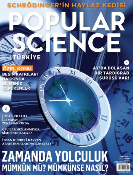 Popular Science - Turkey August 29, 2019 00:00
