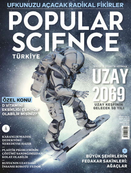 Popular Science - Turkey October 01, 2019 00:00