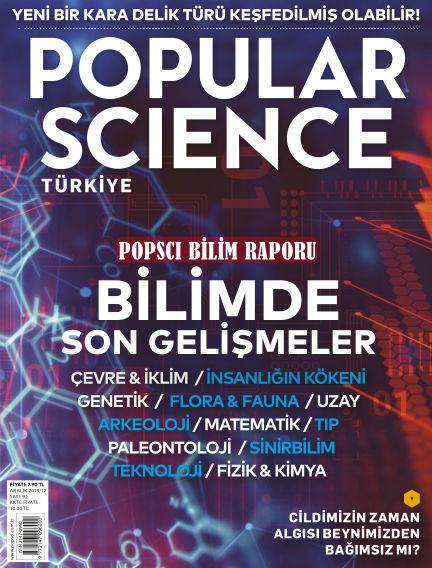 Popular Science - Turkey November 29, 2019 00:00