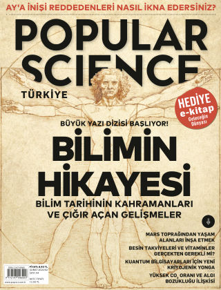 Popular Science - Turkey February 2020