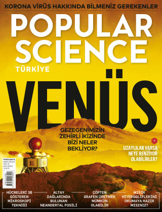 Popular Science - Turkey March 2020
