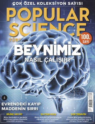 Popular Science - Turkey August 2020