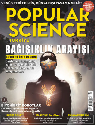 Popular Science - Turkey October 2020