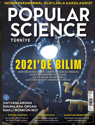 Popular Science - Turkey December 2020