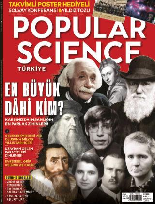 Popular Science - Turkey January 2021