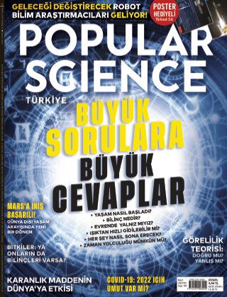 Popular Science - Turkey March 2021