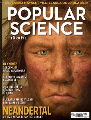 Popular Science - Turkey April 2021