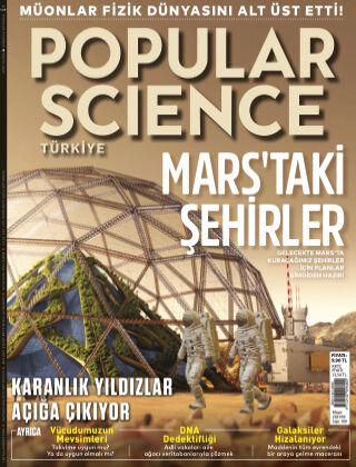 Popular Science - Turkey May 2021