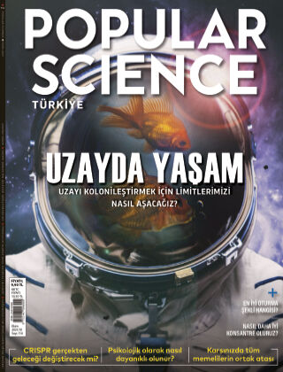 Popular Science - Turkey 2021-10-01