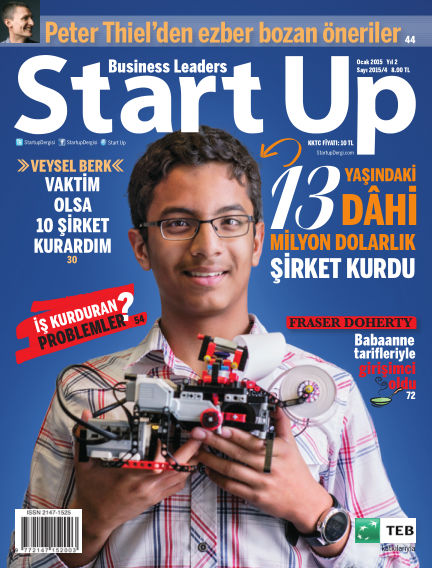 Startup January 29, 2015 00:00