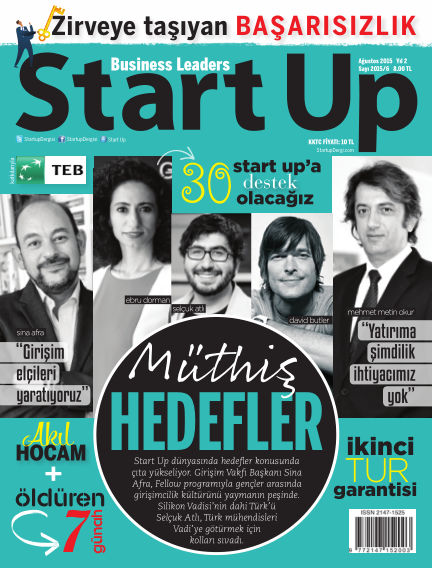 Startup August 31, 2015 00:00