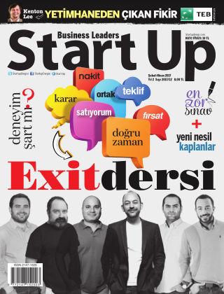 Startup Feb - Apr 2017