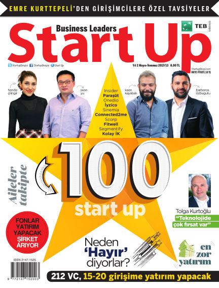 Startup May 15, 2017 00:00