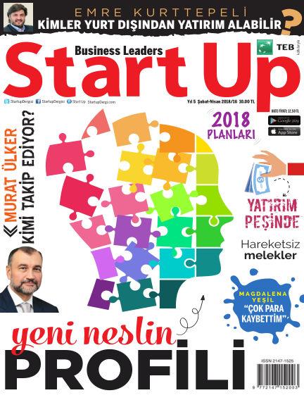 Startup February 14, 2018 00:00