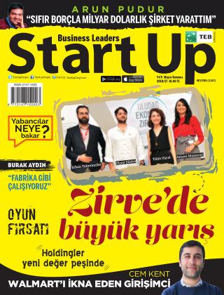 Startup May 2018